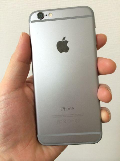 iPhone6レビュー